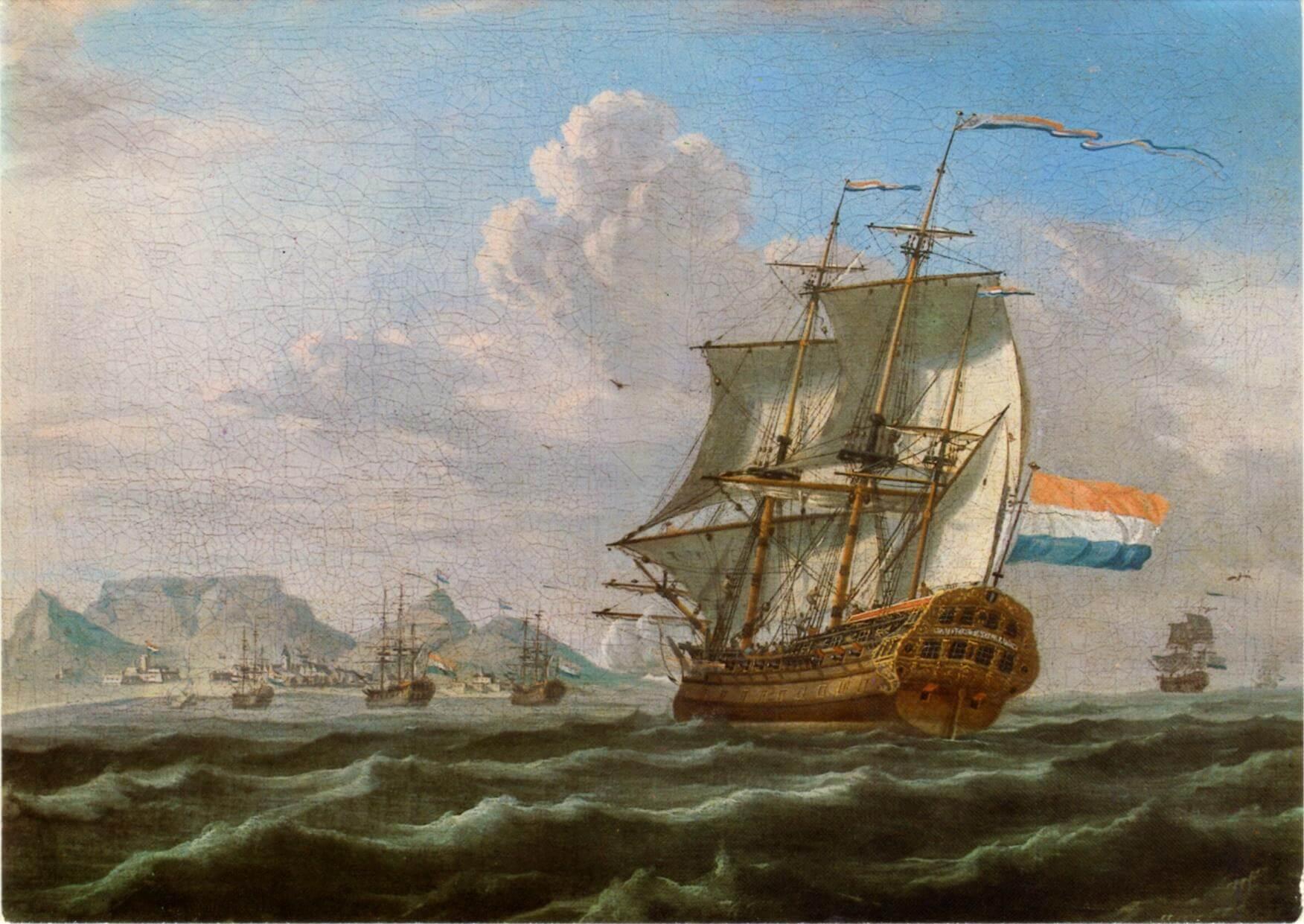 VOC——荷兰东印度公司