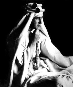 浪漫主义者的悲歌——《阿拉伯的劳伦斯》