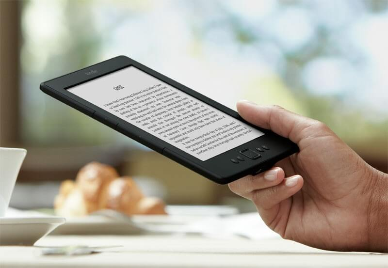 Kindle,一个阅读的理由