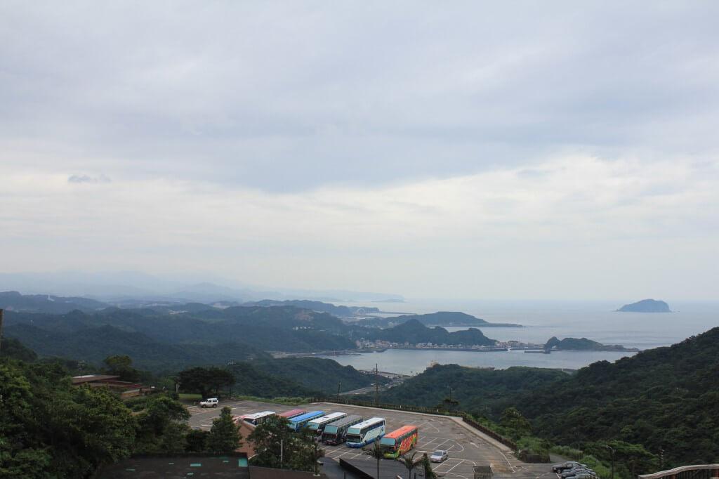 九份山海景