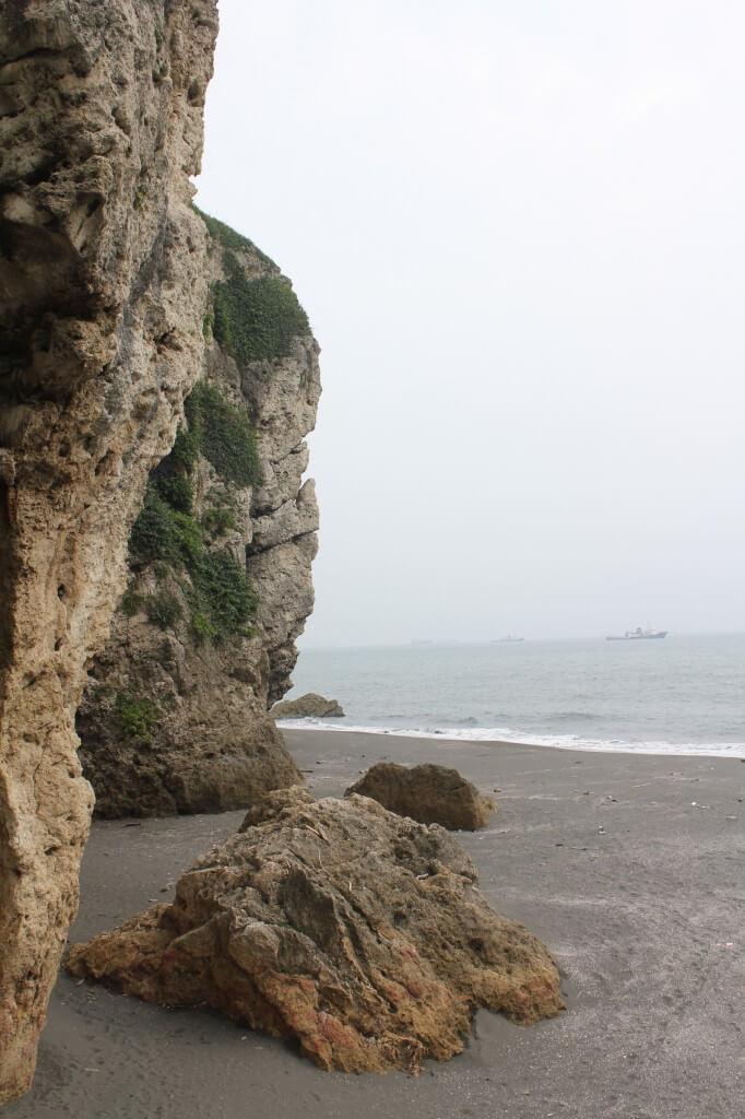 旗津岛海滩