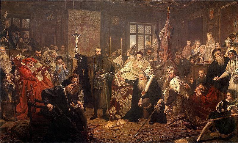 第一次瓜分波兰