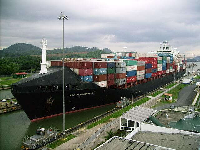 logistics of shipping