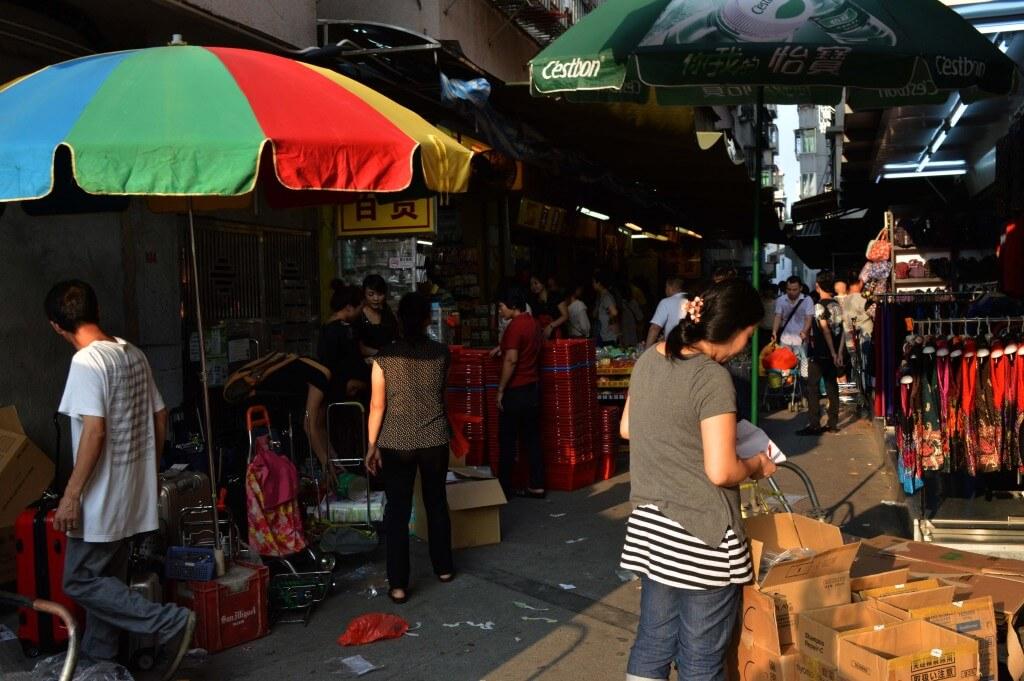 中英街商店