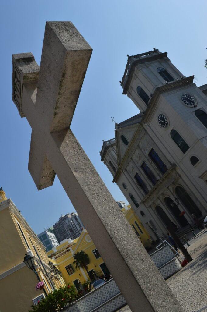 澳门主教座堂