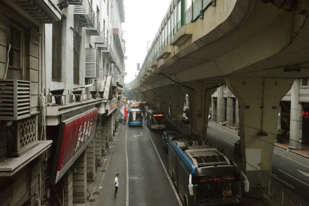 老广州街头