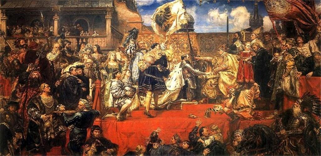 普鲁士公爵受封