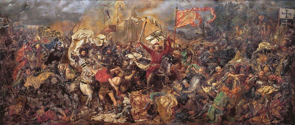格伦瓦德之战