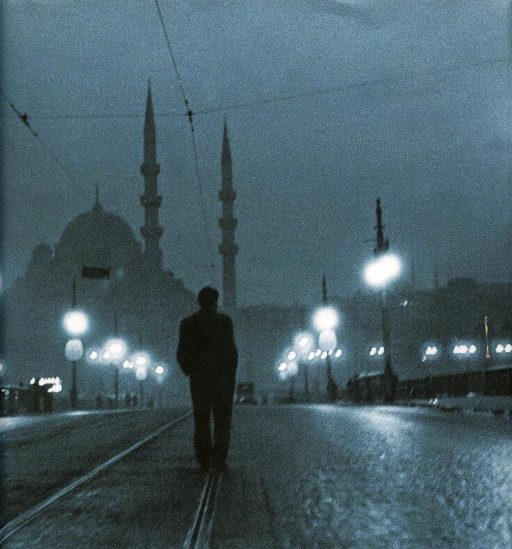 从一个人,看一座城——《伊斯坦布尔,一座城市的记忆》后记