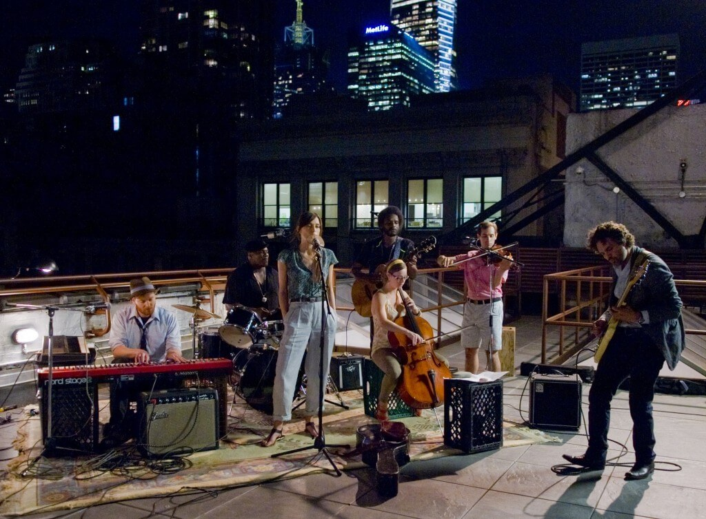 a still from Begin Again