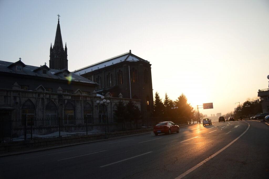 吉林耶稣圣心堂1