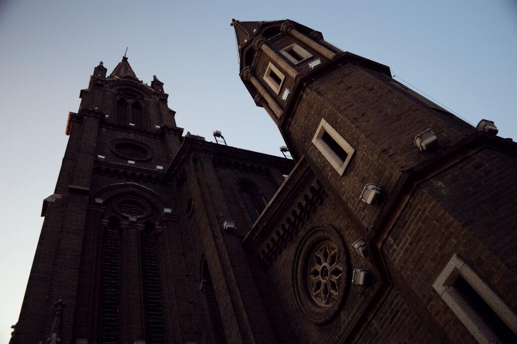 吉林耶稣圣心堂2