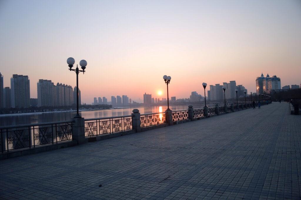 松花江吉林段