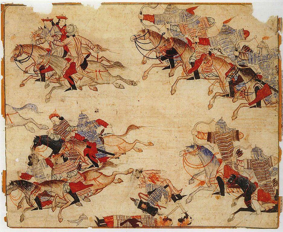 mongol-cavalry