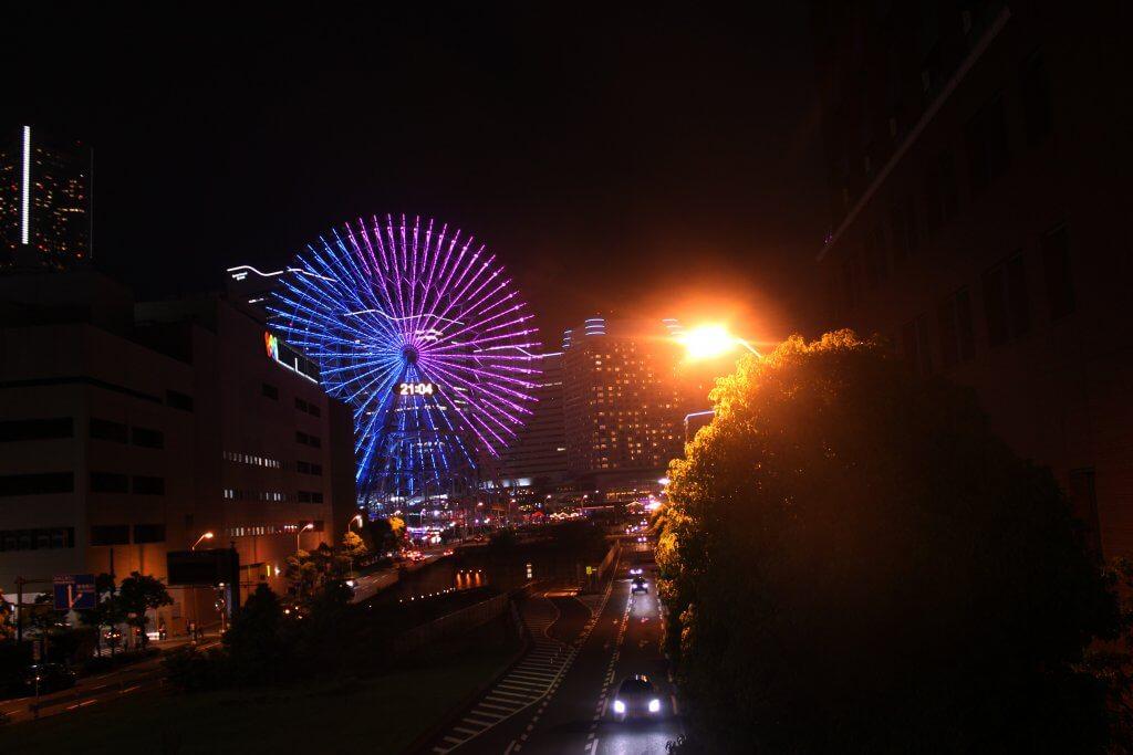 东京湾霓虹