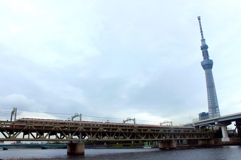 东京轨道交通,以眼花缭乱表演便捷