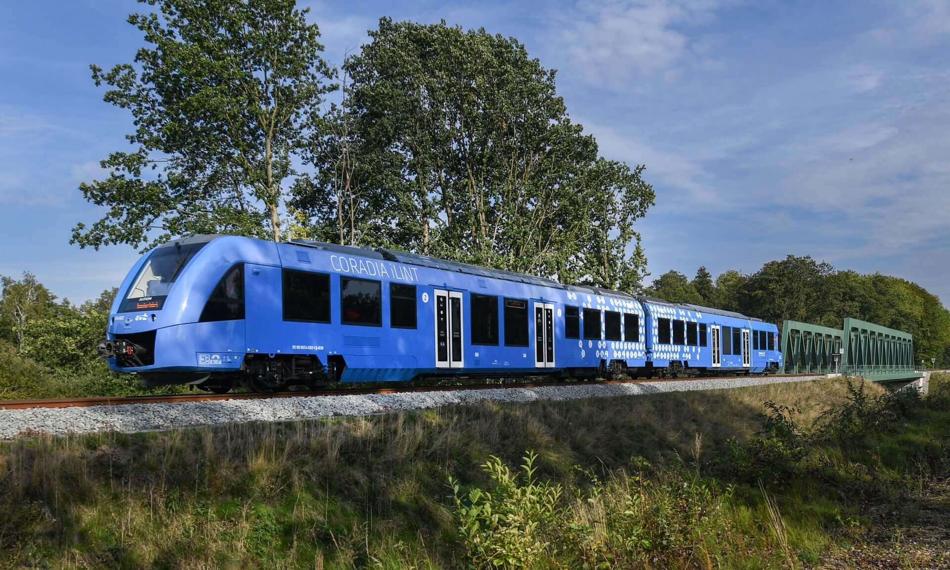 德国启用首列氢动力列车